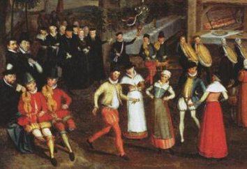 Włoski historia tańca i ich odmiany