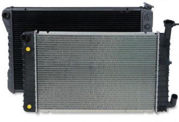 Como mudar o radiador forno na AMS 2109. Os métodos disponíveis de VAZ aquecimento refrigerador substituindo 2109 com suas próprias mãos