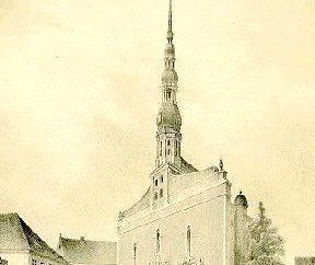 Kościół Świętego Piotra (Ryga, Łotwa): opis, adres, godziny otwarcia