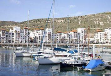 Agadir (Marocco, Costa Atlantica): racconto orientale raccontata da un europeo