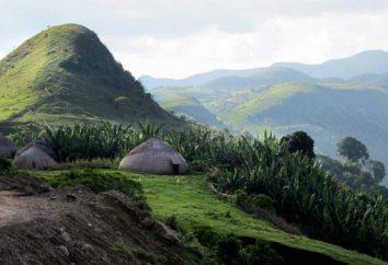 Où est l'Ethiopie, ses statut d'Etat, le climat, les attractions