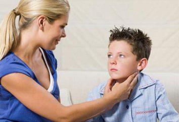 Co zrobić, jeśli szyja dziecka boli?