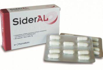 """""""Sideral"""" perdita di capelli: recensioni, istruzioni per l'uso, la composizione e prezzo"""