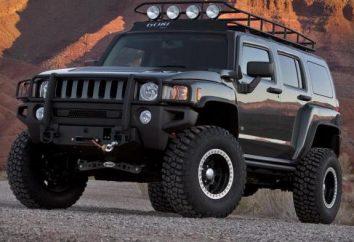 """""""Hummer H3"""": as coisas mais interessantes sobre SUV reconhecível"""