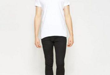 Samce i samice rodzaje koszulek