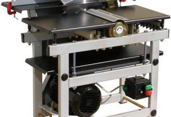 """Macchine per la lavorazione del legno """"ant"""": panoramica, tipologie, caratteristiche e recensioni"""