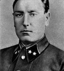 Marszałek Biriuzov: biografia i bitwy drogę