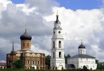 Volokolamsk – zabytki, aby zobaczyć