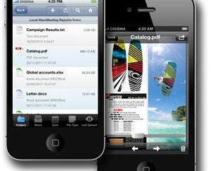 per iPhone il miglior file manager