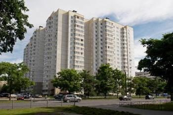 Srebrny Boulevard – ulica nazwana na cześć rosyjskiego lotnictwa