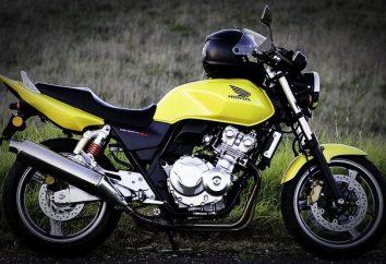 Przegląd Honda CB400SF – uniwersalna, ambitny i piękny rower