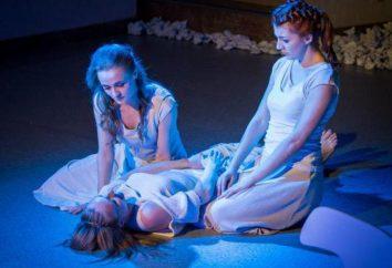 Teatr dla dzieci i młodzieży (Kemerowo): repertuar teatru, trupy
