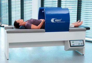 Rezonans magnetyczny terapia: opinie, przeciwwskazania. Że traktuje terapię rezonansu magnetycznego?