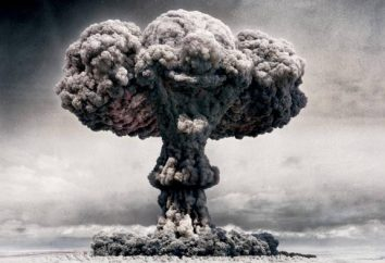 Fungo atomico – il simbolo sinistro dell'esplosione