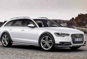Audi A6 Allroad Quattro: Spezifikationen, Bewertungen Eigentümer. Autos