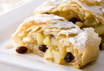 Vienesa milhojas – receta. Cómo cocinar strudel vienesa con la carne