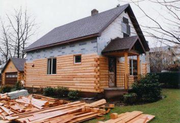 Ocieplenie domu drewnianego