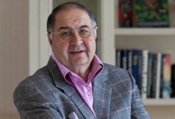 Krótka biografia Alishera Usmanova