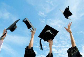 Wie eine Universität für die Zulassung zur Auswahl – Auswahlparameter