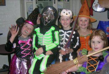 Jak udekorować dom na Halloween. Jak udekorować dom na Halloween w ich rękach