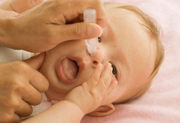 Krople do nosa dla dzieci – co wybrać?