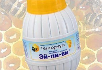L'extrait aqueux de propolis « Hey Pee Wee » – un antioxydant naturel