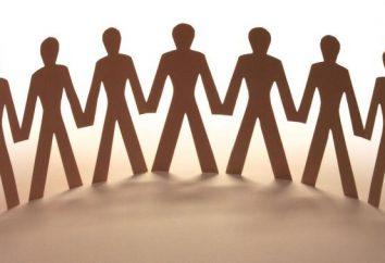 Quais são as principais características dos grupos sociais e comunidades? As principais características de um pequeno grupo social