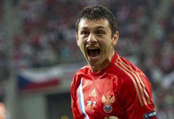 Alan Dzagoev – talent du football russe