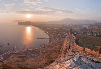 Soldaya Grand Hotel & Resort 4 * (Sudak, Crimea): descrizione della struttura, servizi, recensioni