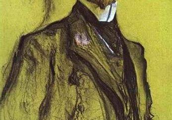 Konstantin Balmont: una biografia del poeta della Silver Age