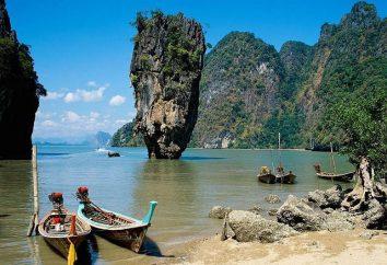 Attrazioni Phuket o il look esotico