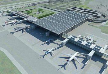 Pulkovo Terminal 1 (nouveau): avis. parking