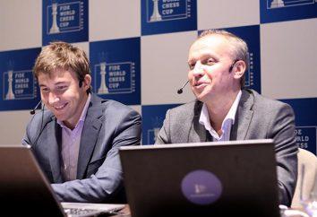 Sergey Shipov: vocação e perseverança