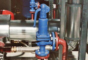 La valvola limitatrice nel sistema di riscaldamento. La selezione del circuito, modificando