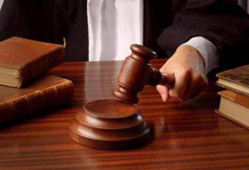 Art. 297 des Strafgesetzbuches: die Zusammensetzung, die Strafe