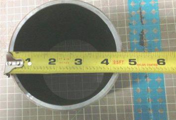 ¿Cómo se mide el diámetro de la tubería: métodos