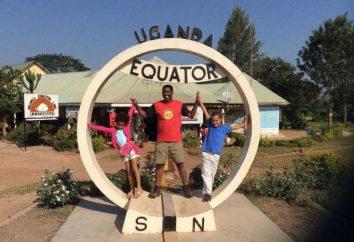 Che l'equatore attraversa i continenti?