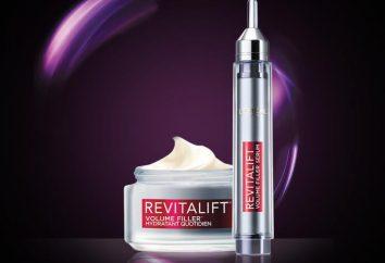 """Crema «Loreal Revitalift Filler"""": efecto de retroalimentación. Tratamientos faciales"""