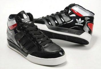 """""""Adidas"""" markę. Buty męskie – popularne produkty"""