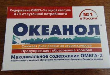 """Bad """"Okeanologii"""": recensioni, istruzioni"""