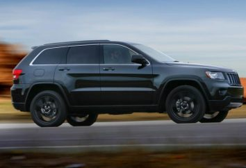 """Jeep Cherokee"" – zdobywca off-road"