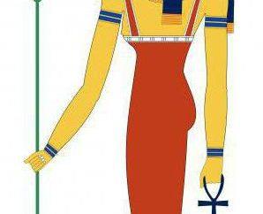Göttin Nephthys – die Gottheit des alten Ägypten