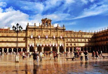 Salamanca (España): historia, lugares de interés, fotos