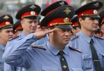 Dia dos trabalhadores departamento de investigação criminal na Rússia