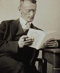 « Le Jeu des Perles de verre » – le principal livre de l'écrivain allemand Hermann Hesse