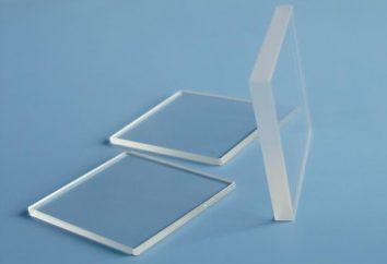 Il vetro di quarzo: specifiche di produzione, GOST. vetro di quarzo ottico: l'uso di