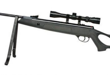 Uma visão geral do rifle de ar Hatsan Striker Borda