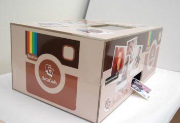 Fotobudka und seine Verwendung