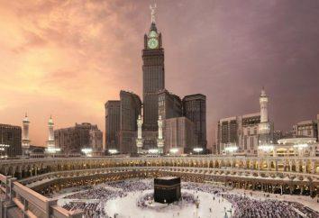 Il complesso di grattacieli Abraj al-Bayt in Mecca (Arabia Saudita)