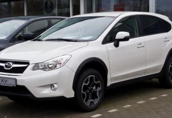 """""""Subaru XV"""": comentários proprietários de carro"""
